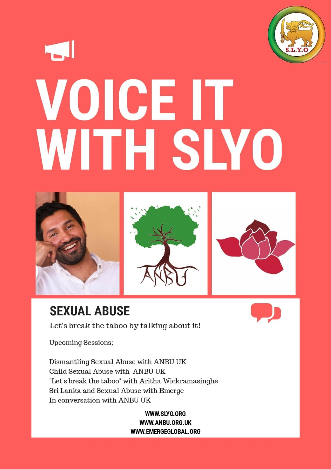 Voice it with SLYO