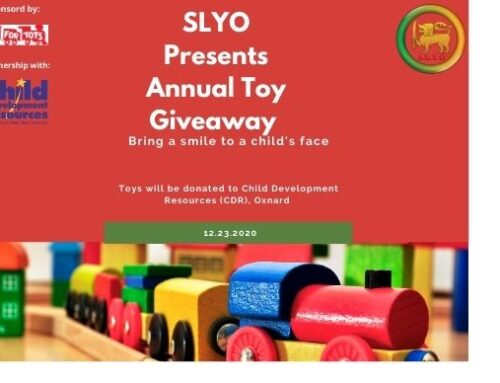 SLYO USA | Toy Giveaway to CDR