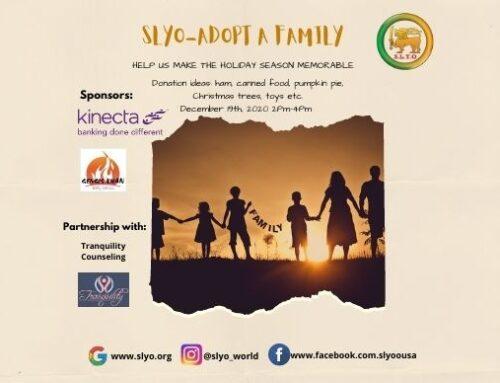 SLYO LA | Adaptive A Family