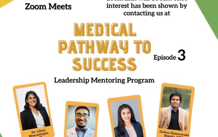 Medical pathway to success